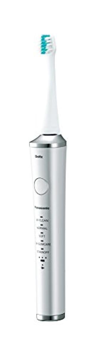 パリティ投票挨拶するパナソニック 電動歯ブラシ ドルツ シルバー EW-DP52-S