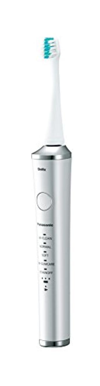 困惑カードインサートパナソニック 電動歯ブラシ ドルツ シルバー EW-DP52-S