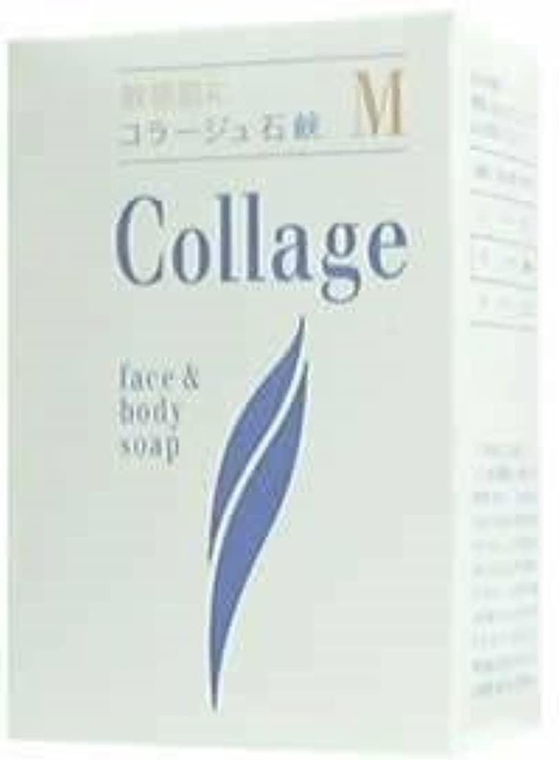 脚ジャンクション論争コラージュM石鹸100g×2 1342