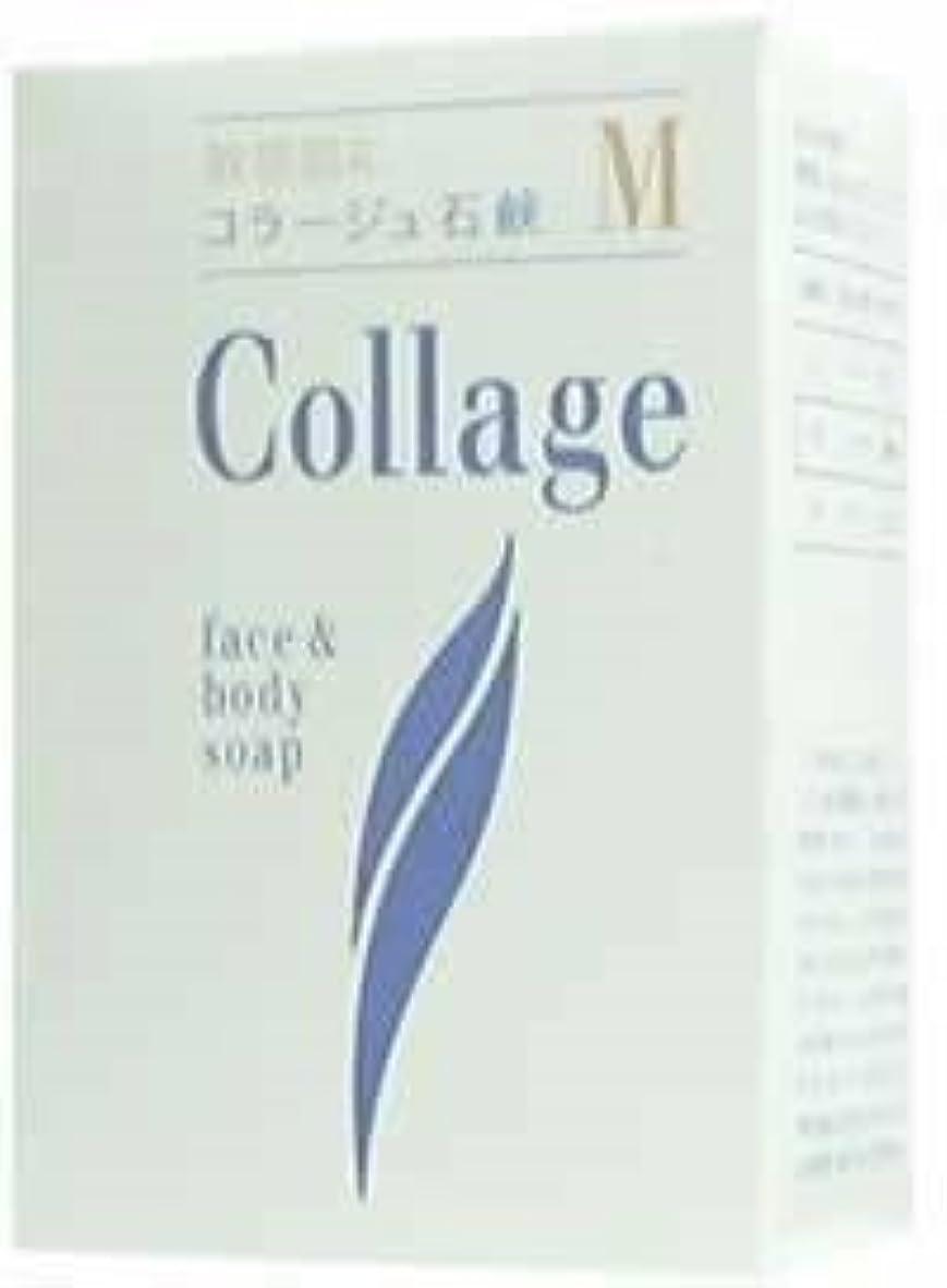 故障中法的簡単にコラージュM石鹸100g×2 1342