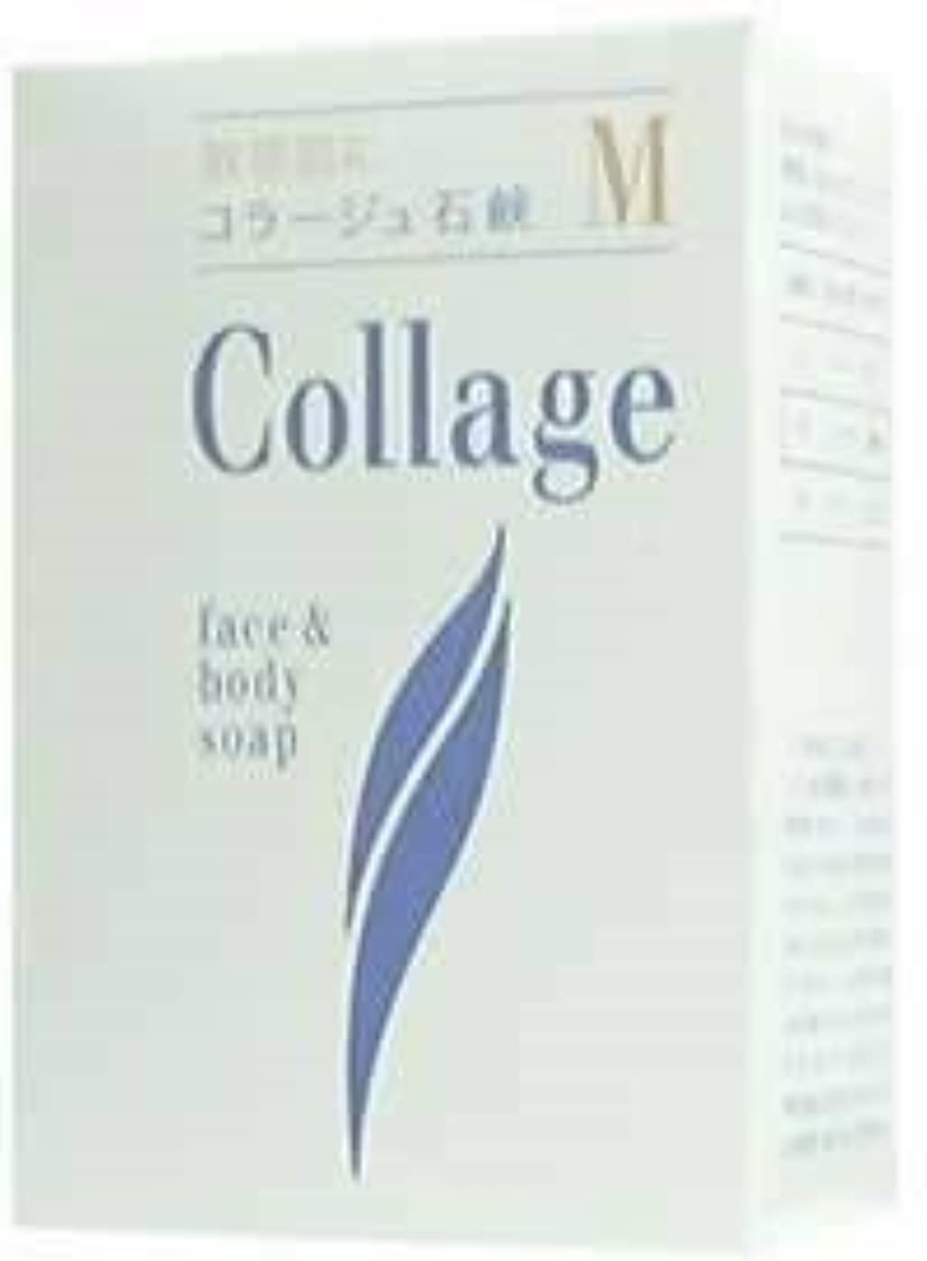 生すり分数コラージュM石鹸100g×2 1342
