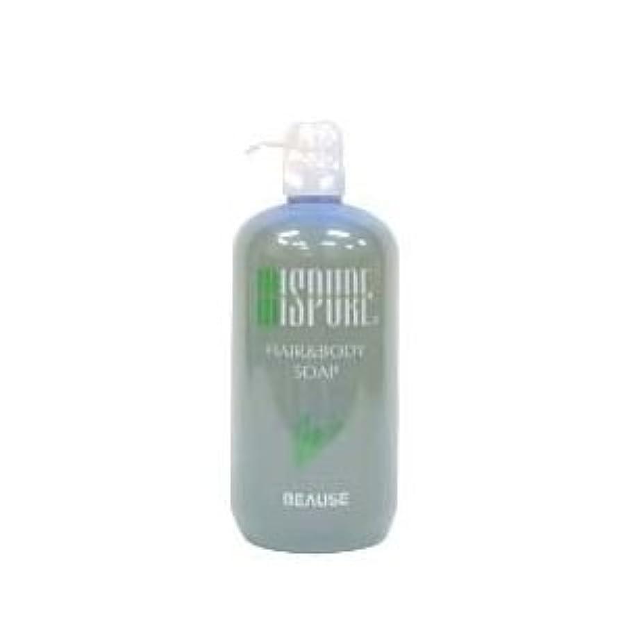 酸化するとても多くの汚染ビューズ ミスピュア ヘア&ボディソープ 1000ml