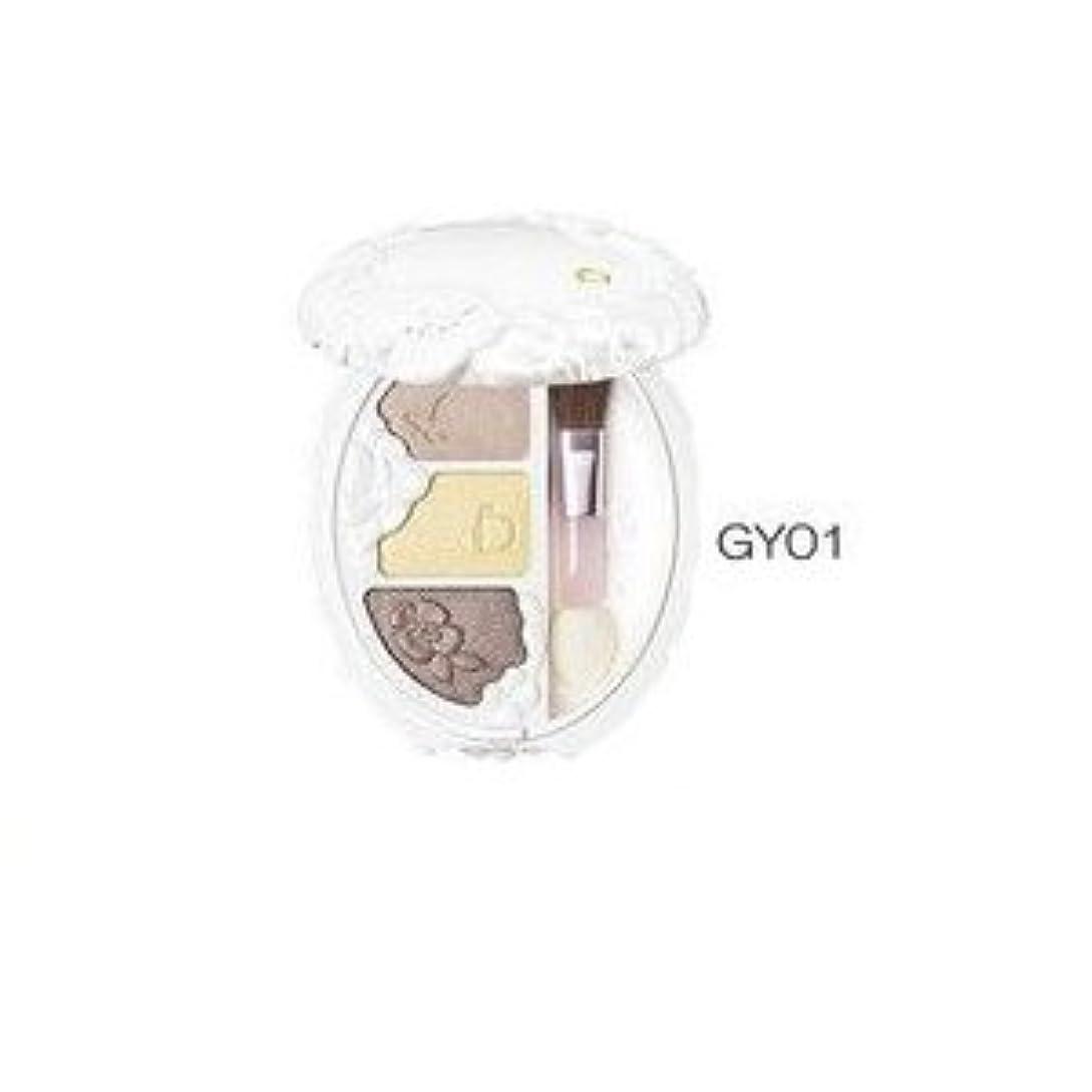 幻想規範つづり資生堂 ベネフィーク セオティ アイカラーパレット オーロラパール GY01 4g