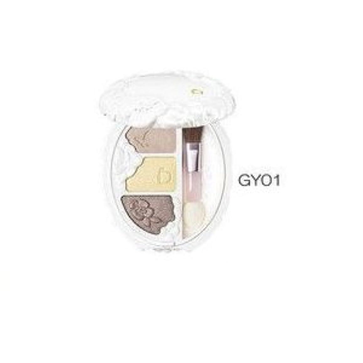 散逸許されるグリット資生堂 ベネフィーク セオティ アイカラーパレット オーロラパール GY01 4g