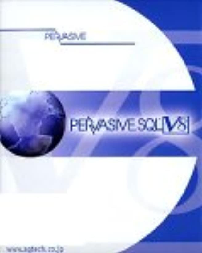 争う器官階段Pervasive.SQL V8 Workgroup Deployment Licenses Full Version 100Seat