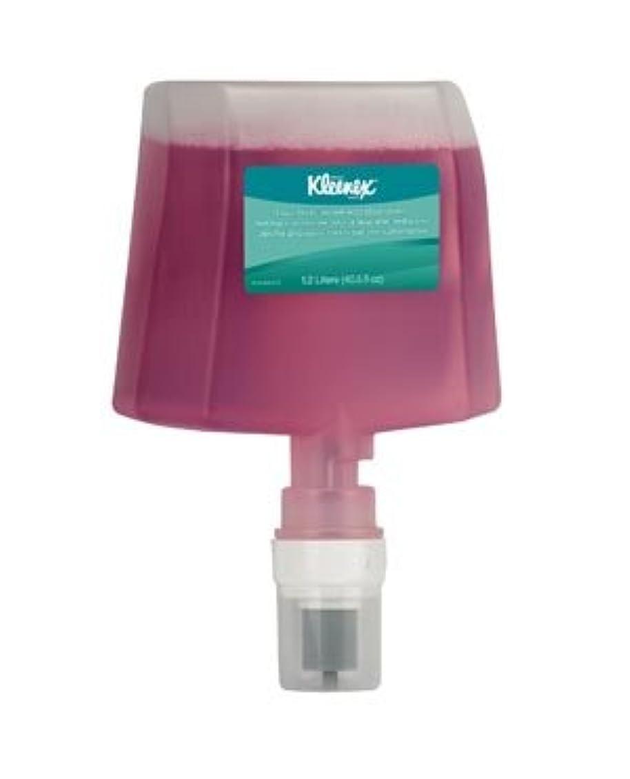 世界スカウトマーティンルーサーキングジュニアKleenex Liquid Hand Soap with Moisturizers (91592), Pink, Floral Scent, 1.2L E-Cassette, 2 Bottles / Case by Kimberly-Clark...