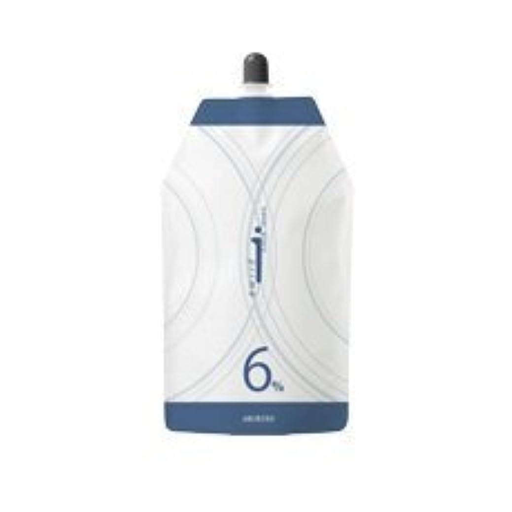 ルート発明制限アリミノ カラーストーリーiプライム ヘアカラー OX6% 1000g (ヘアカラー2剤)【業務用】【医薬部外品】