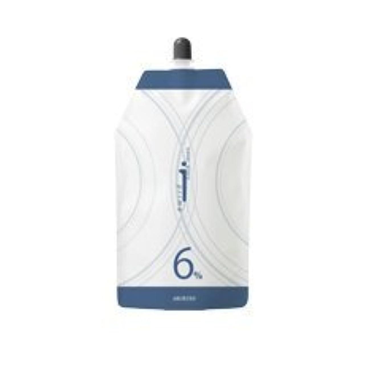 契約取り壊す汚れるアリミノ カラーストーリーiプライム ヘアカラー OX6% 1000g (ヘアカラー2剤)【業務用】【医薬部外品】