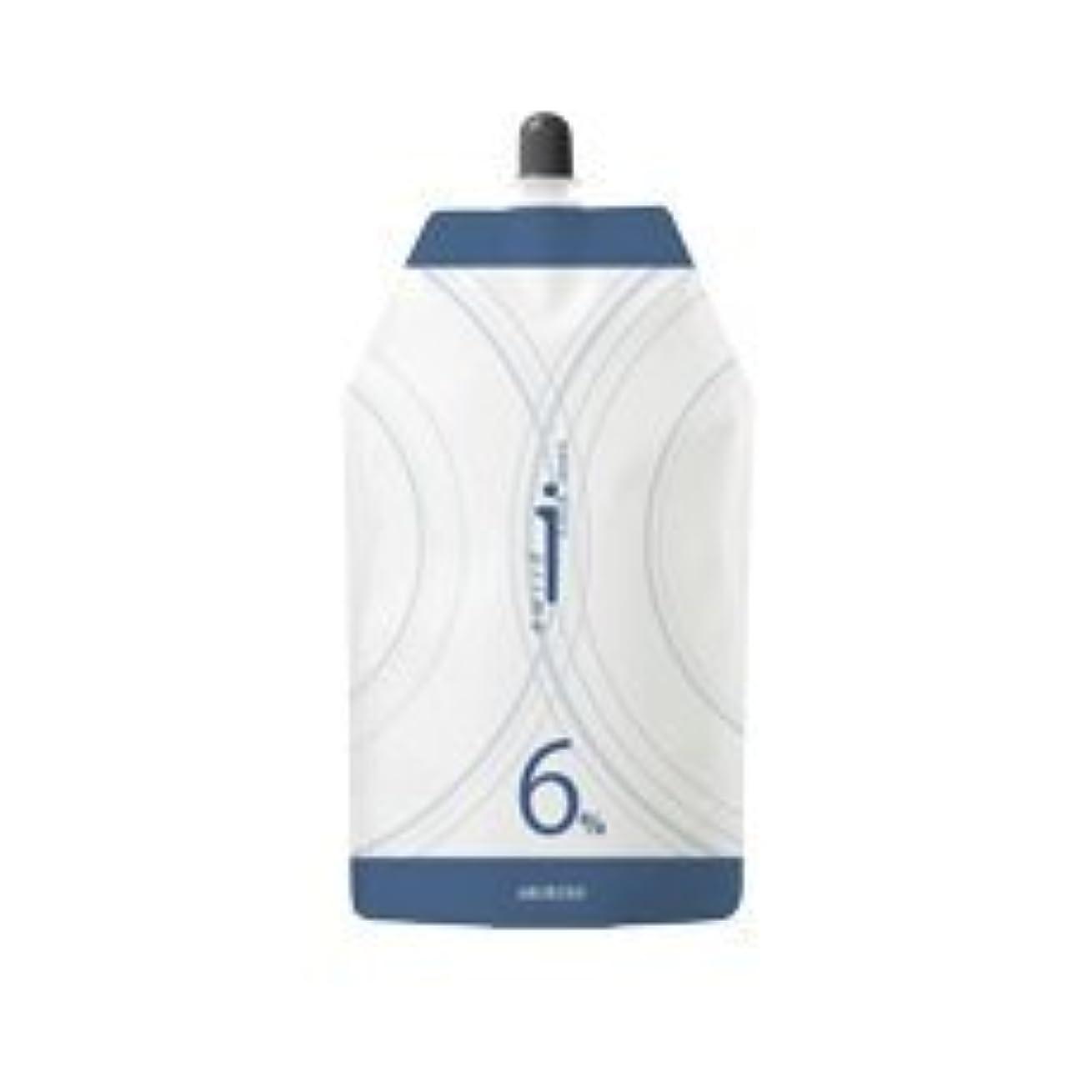 フローフルーツコンペアリミノ カラーストーリーiプライム ヘアカラー OX6% 1000g (ヘアカラー2剤)【業務用】【医薬部外品】