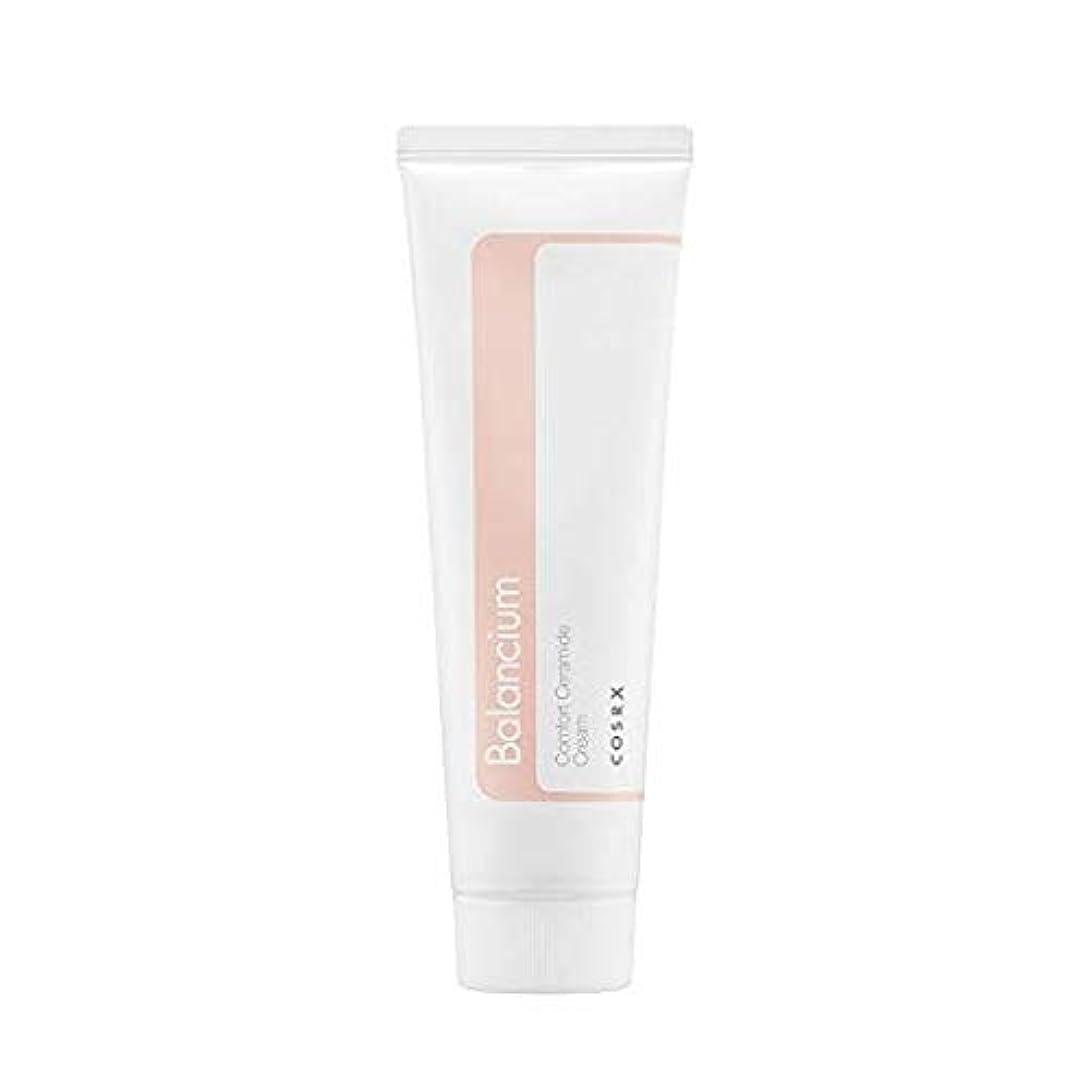 [COSRX] コースアールエックスバランシアムコンフォートセラミドクリーム 80ml / Balancium Comfort Ceramide Cream 2.82OZ [並行輸入品]