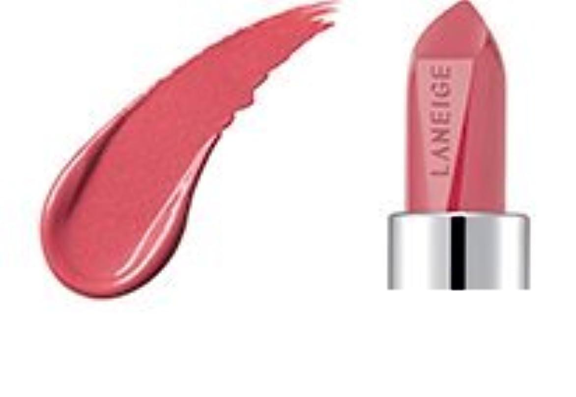 排他的一見位置する[2017 Renewal] LANEIGE Silk Intense Lipstick 3.5g/ラネージュ シルク インテンス リップスティック 3.5g (#430 Pink Garden) [並行輸入品]