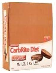 ドクターズダイエット?カーボライトバー?チョコレートピーナッツバター 12本 2個パック