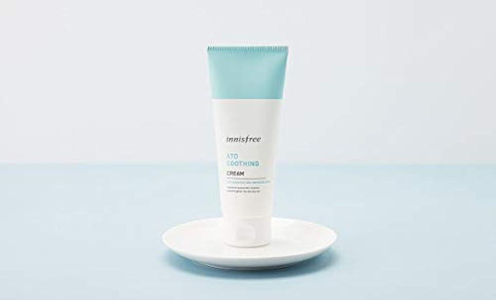 ブロッサムトラック不明瞭[イニスフリー.innisfree](公式)アートスージングクリーム150mL( '2019)/ Ato soothing Cream