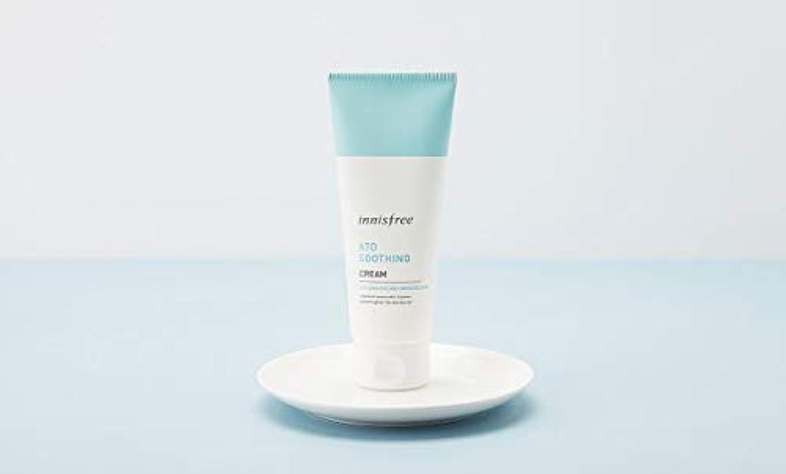 ブロックほうきほんの[イニスフリー.innisfree](公式)アートスージングクリーム150mL( '2019)/ Ato soothing Cream