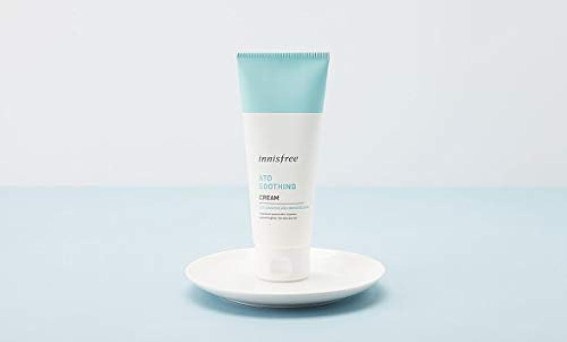 農村光の本能[イニスフリー.innisfree](公式)アートスージングクリーム150mL( '2019)/ Ato soothing Cream