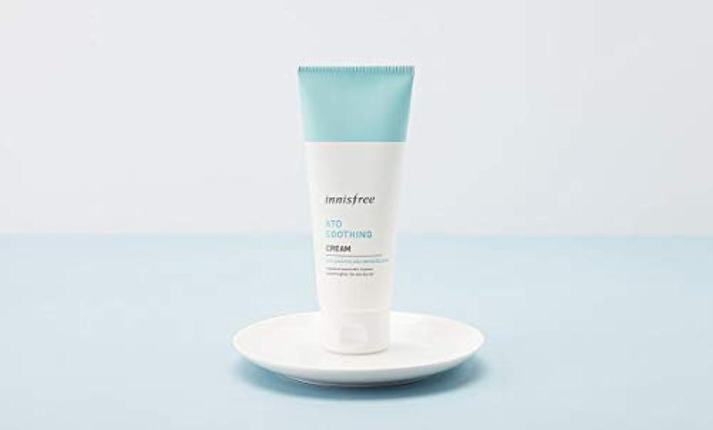 相談する宿レモン[イニスフリー.innisfree](公式)アートスージングクリーム150mL( '2019)/ Ato soothing Cream