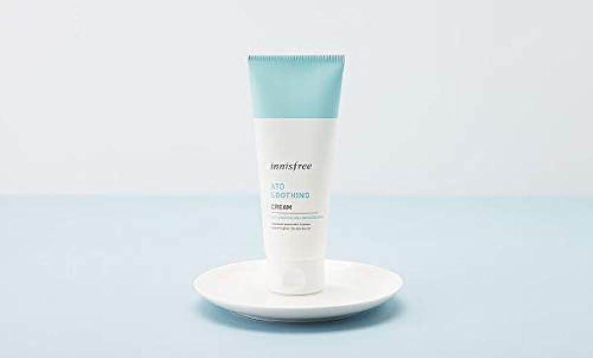 石化する乱雑なふさわしい[イニスフリー.innisfree](公式)アートスージングクリーム150mL( '2019)/ Ato soothing Cream