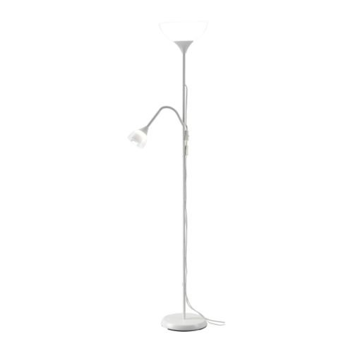 IKEA NOTフロアアップライト/読書ランプ (501.451.28)