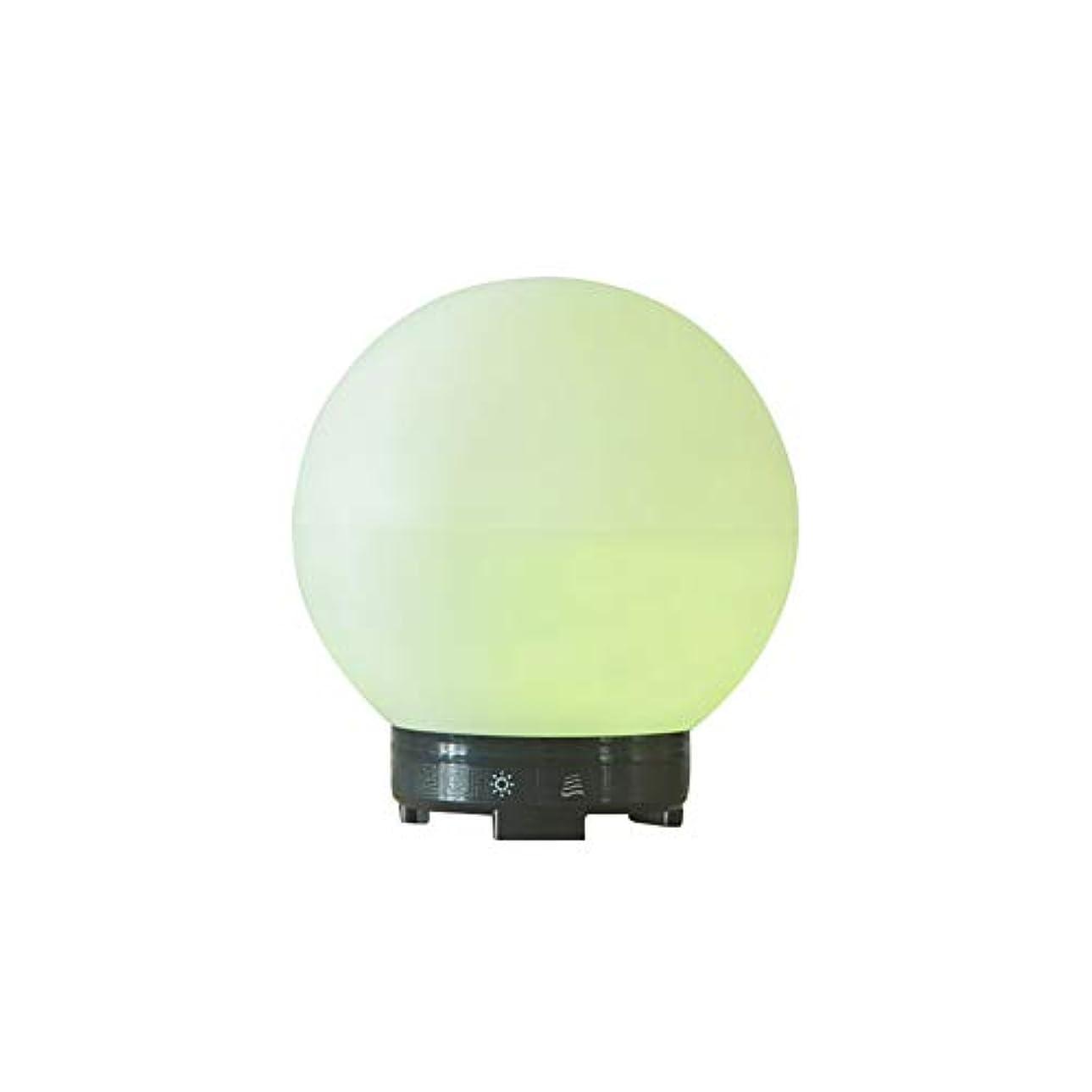 酸っぱいみ教育エッセンシャルオイルディフューザーと加湿器、ミストエッセンシャルオイルアロマ加湿器用の超音波アロマディフューザー、7色LEDライト