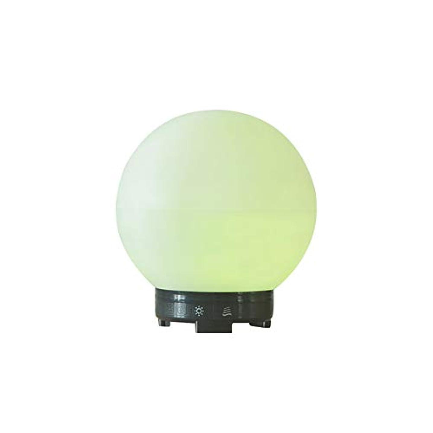 既婚湖ソーシャルエッセンシャルオイルディフューザーと加湿器、ミストエッセンシャルオイルアロマ加湿器用の超音波アロマディフューザー、7色LEDライト