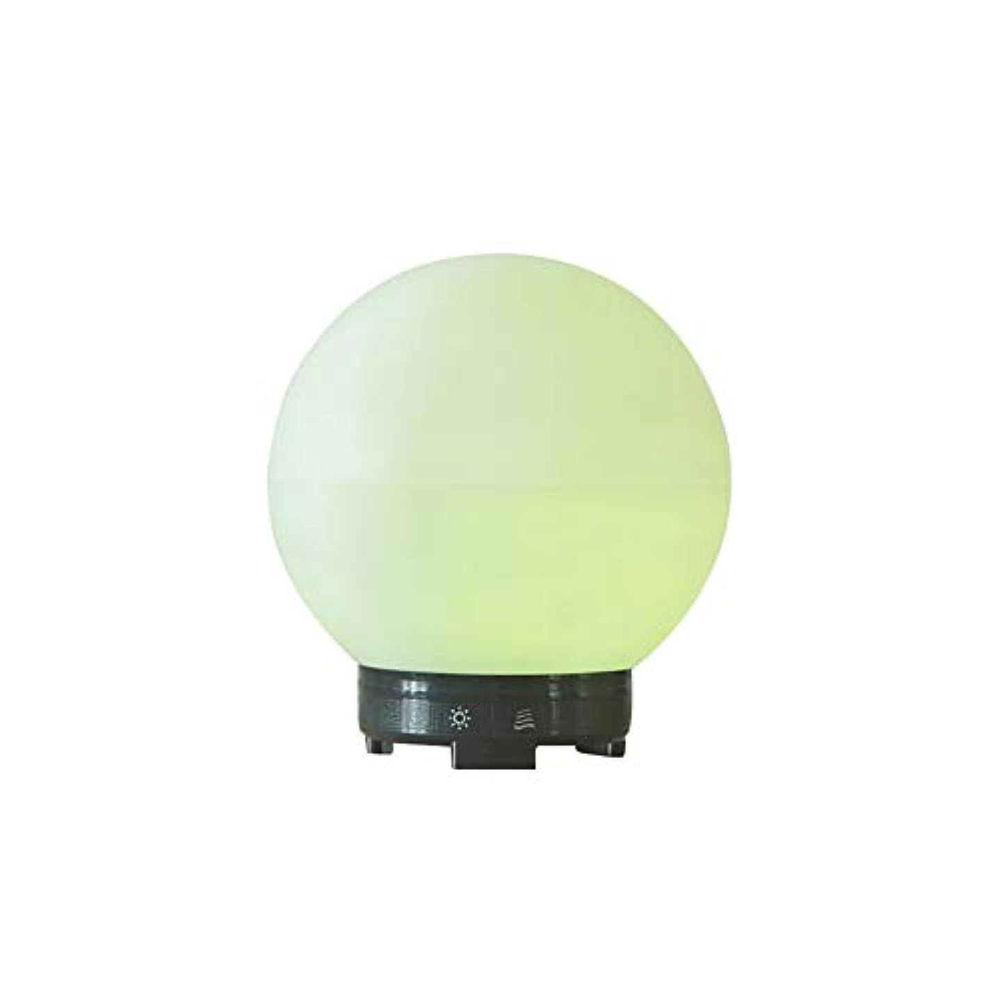 影響する疲労雄弁なエッセンシャルオイルディフューザーと加湿器、ミストエッセンシャルオイルアロマ加湿器用の超音波アロマディフューザー、7色LEDライト