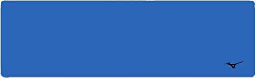 ミズノ(MIZUNO)背中も拭きやすい 日本製 横長セームタオルN2JY8013 (27 ブルー)