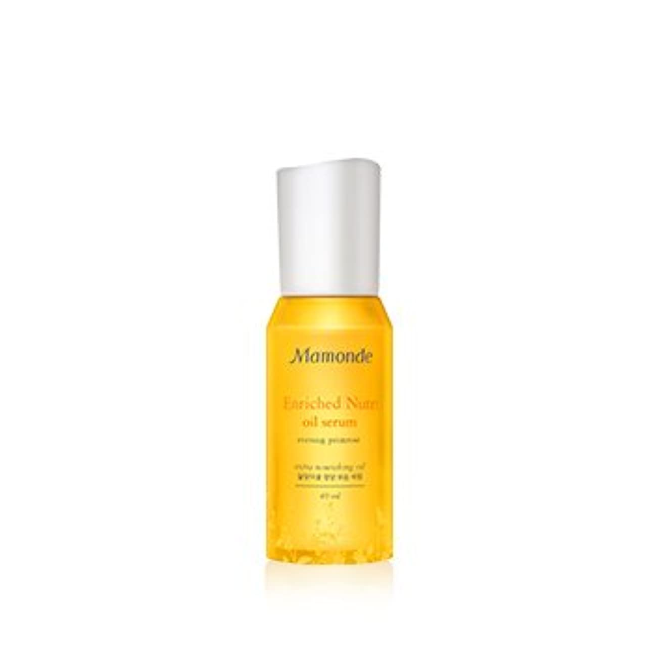 フルート許可する今後[New] Mamonde Enriched Nutri Oil Serum 40ml/マモンド エンリッチド ニュートリ オイル セラム 40ml