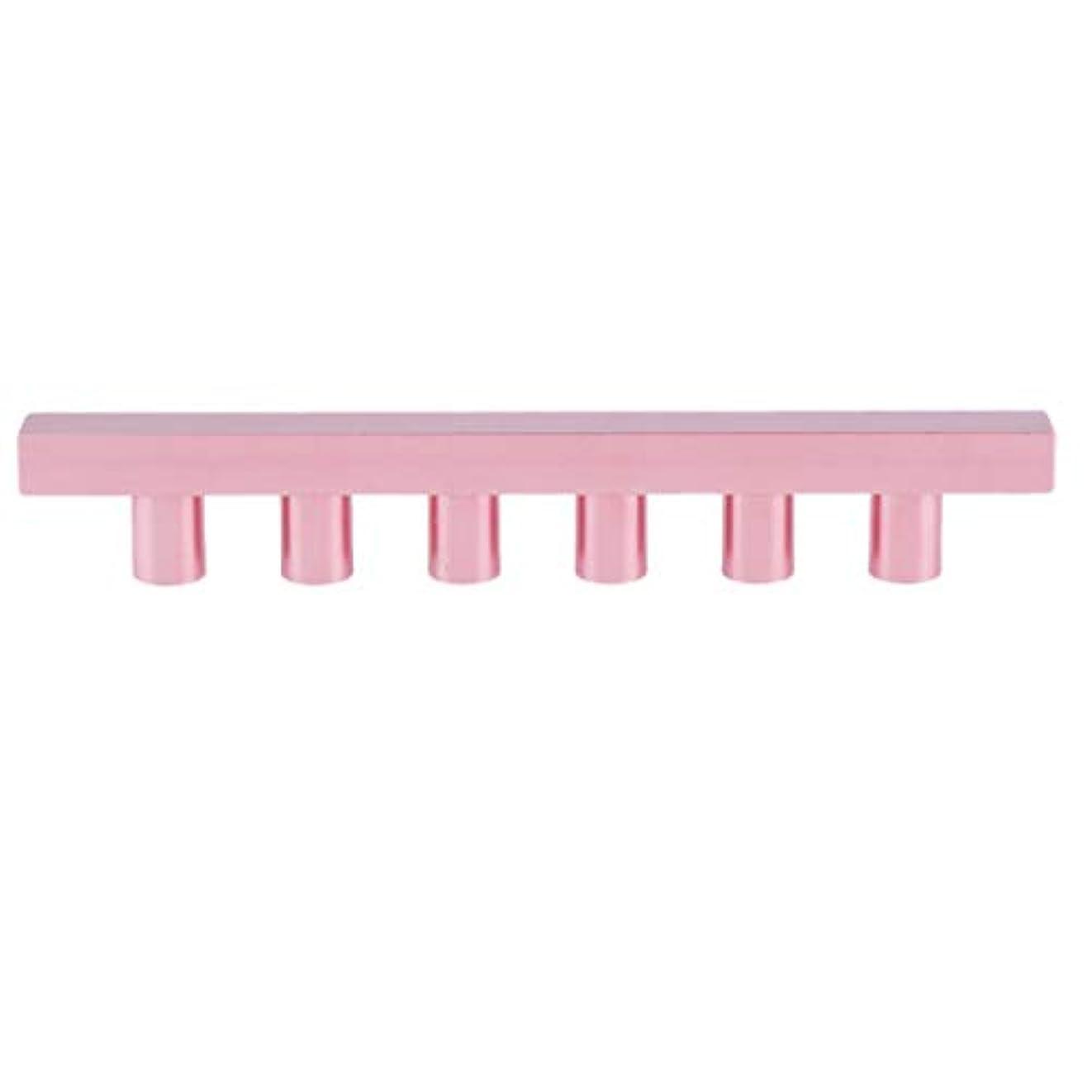 消化証明道徳口紅金型 口紅リング DIY リップクリーム リップスティック リップバーム 手作り 3サイズ選べ - 6孔