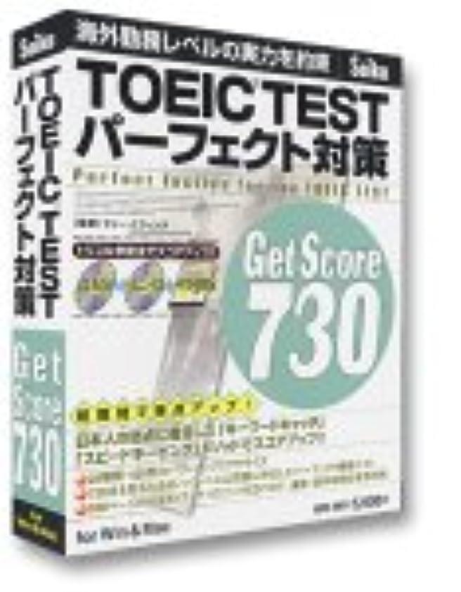 鉄道駅国家くびれたTOEIC TEST パーフェクト対策 Get Score 730