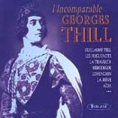 Incomparable George Thill
