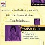 Alexandre Tansman: Chamber Music for Piano & Winds