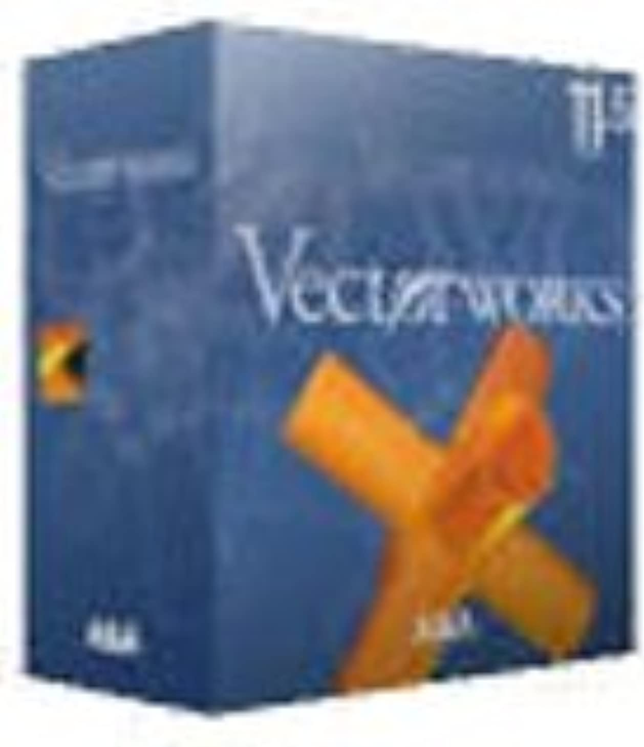 特にコンソールブローVectorWorks 11.5 日本語版 for Macintosh スタンドアロン版 基本パッケージ (無償バージョンアップ付)