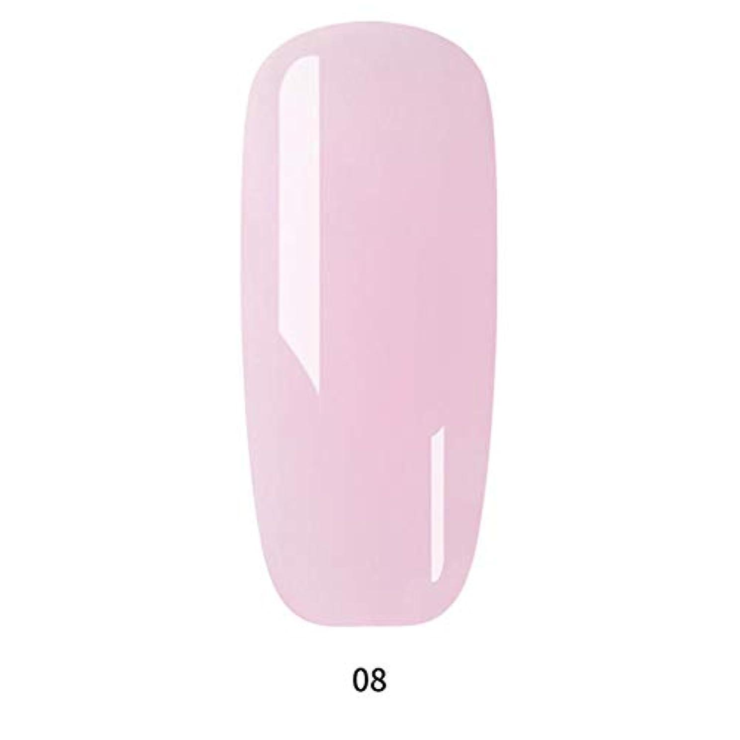 スケッチ見物人を必要としていますネイルアート ネイル接着剤 人工偽爪 ネイルジェル 爪指延長接着剤 UV延長接着剤 ティップエクステンション 9色選べる junexi