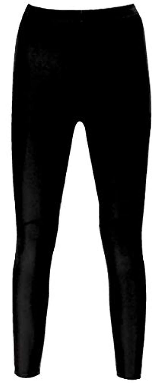 章承認メロドラマティックシェイプコーチサウナ ロングスパッツ ブラック 3L-4L