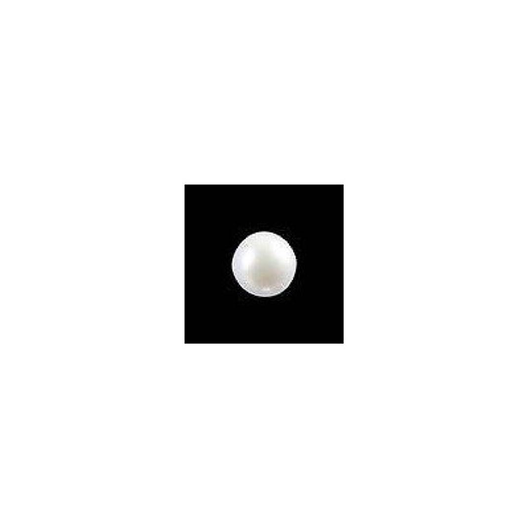 記念碑的なファランクス拡大するピアドラ 大粒パール ラウンド(4mm)24P