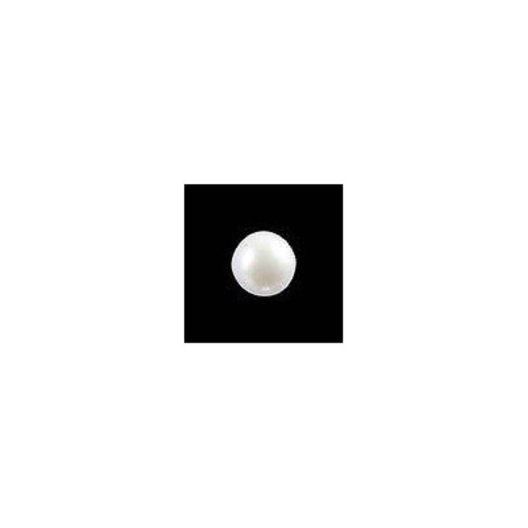 くしゃみ長椅子ねじれピアドラ 大粒パール ラウンド(4mm)24P