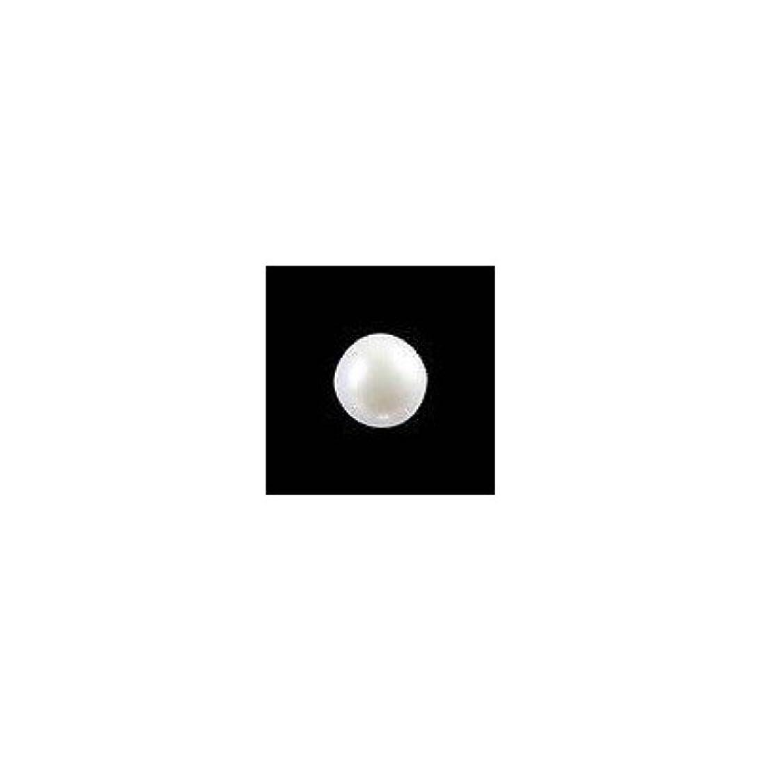 レジデンス暴力店員ピアドラ 大粒パール ラウンド(5mm)24P