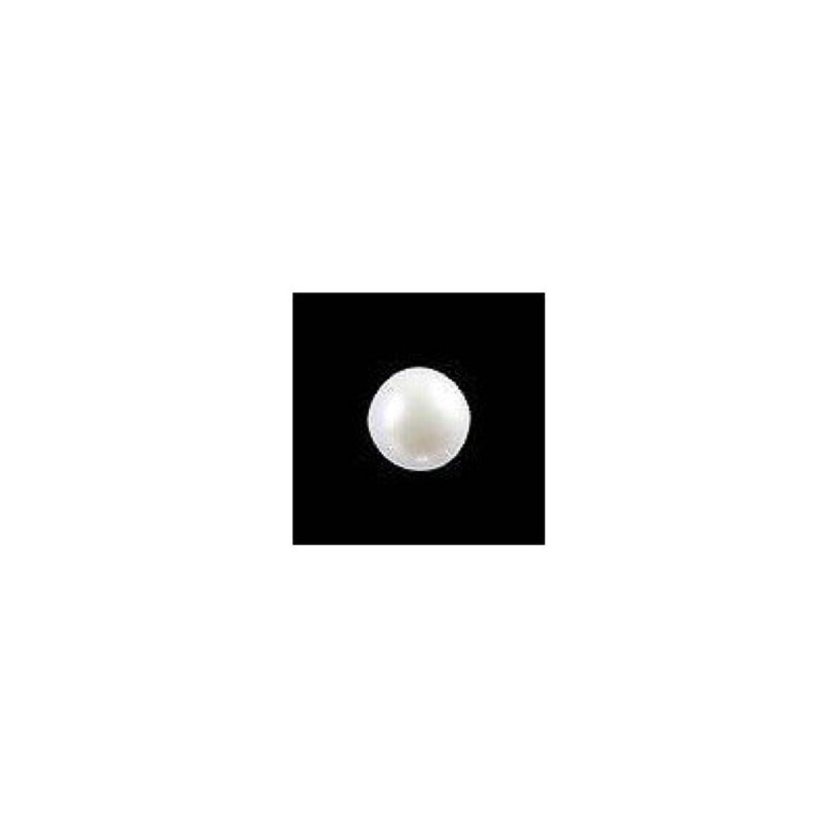 男らしい足音知的ピアドラ 大粒パール ラウンド(5mm)24P