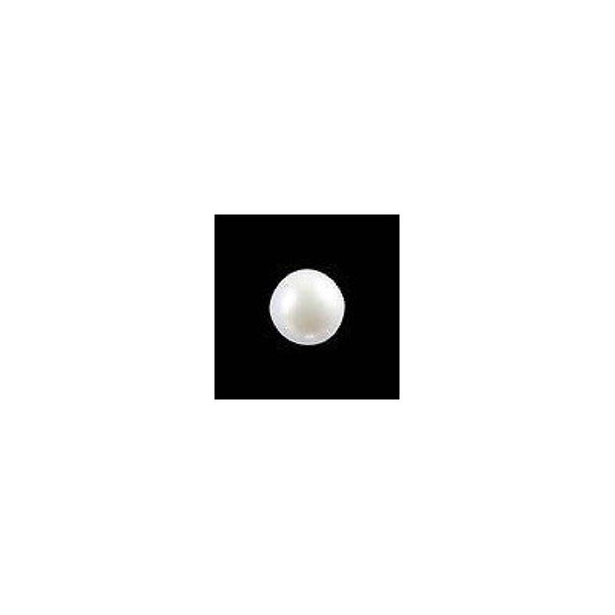 材料簡潔なずっとピアドラ 大粒パール ラウンド(4mm)24P