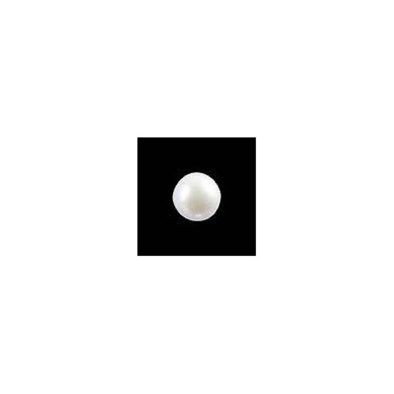 復活音節機知に富んだピアドラ 大粒パール ラウンド(5mm)24P