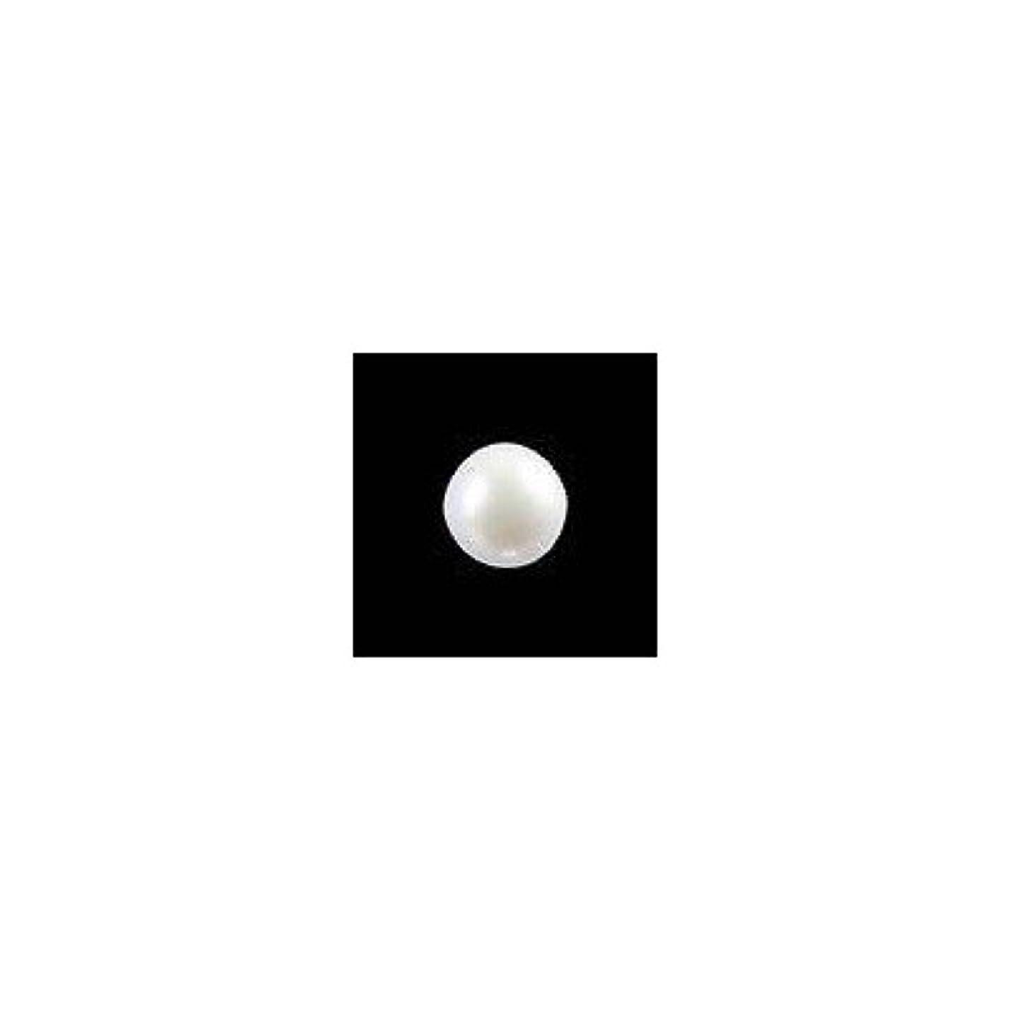 青写真ぶどう気楽なピアドラ 大粒パール ラウンド(5mm)24P