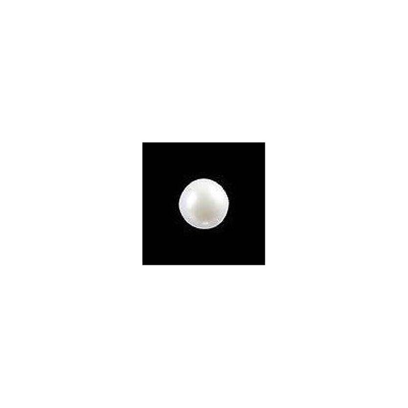 二度実行フォージピアドラ 大粒パール ラウンド(5mm)24P