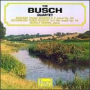 ゼルキン&ブッシュSQ シューマンとブラームスのピアノ五重奏曲の商品写真