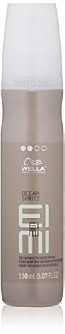 雑種放置市長Wella EIMIオーシャンスプリッツ塩ヘアスプレー150ミリリットル/ 5.07オンス 5.07オンス