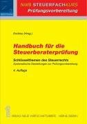 Handbuch fuer die Steuerberaterpruefung