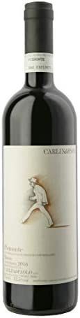 [Amazon限定ブランド]【フルーティでフレッシュな味】カルリン・デ・パオロ ピエモンテ・ロッソ 750ml [イタリア/赤ワイン/ミディアムフルボディ/Curator's Cho