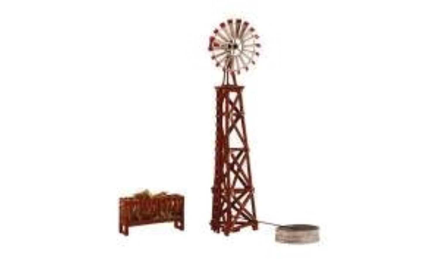 Woodland Scenics BR4937 N Built-Up Windmill by Woodland Scenics