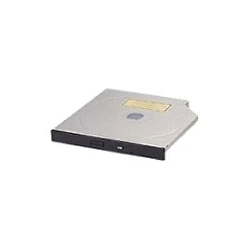 スキャンダラス学校成果Supermicro dvm-teac-824b 8 xスリムIDE DVD - ROMドライブ(ブラック)