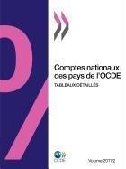 Comptes Nationaux Des Pays de L'Ocde, Volume 2011 Num Ro 2: Tableaux D Taill?'s