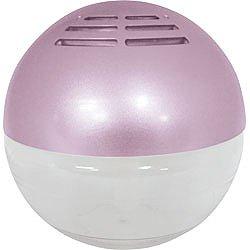 イサムコーポレーション 空気洗浄機  メタルSS コーティング  空気清浄機能 対応畳数3畳まで  NC40929 ピンク